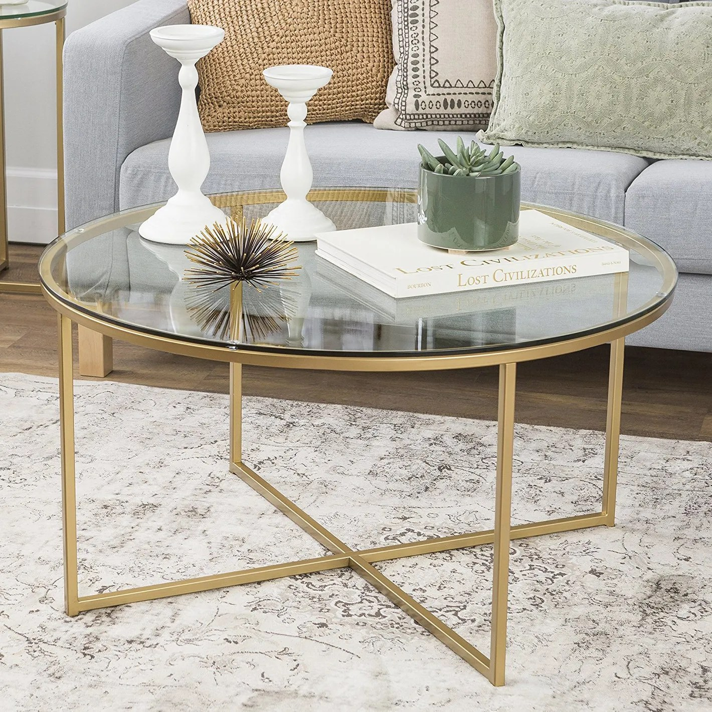 Couchtisch Little & Nice The Best Glass Coffee Tables Under 200