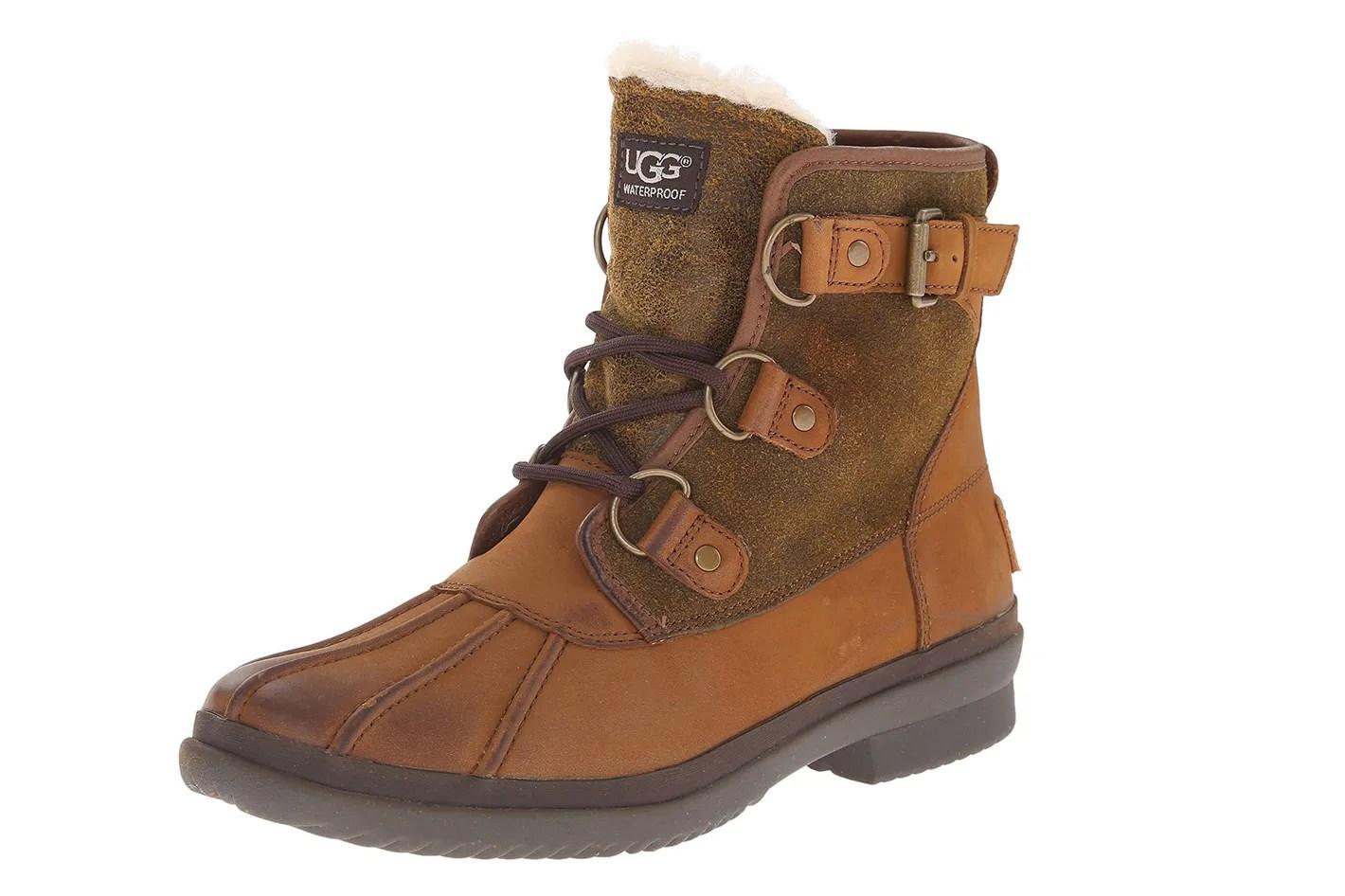 Best Winter Boots For Women 2018