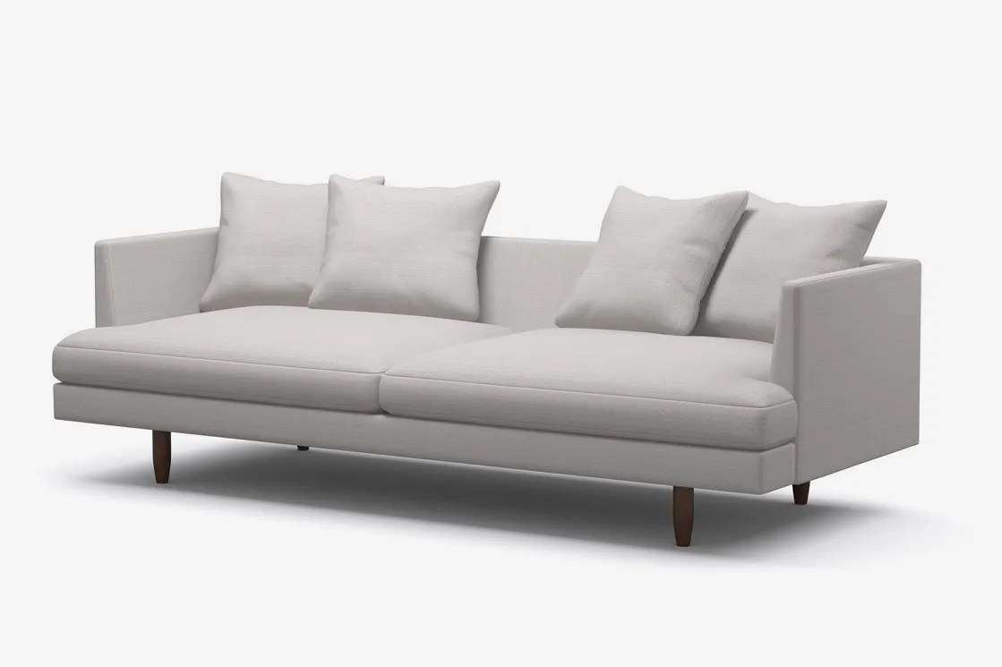 Sofa In A Box Companies Bench Made Modern Crowd Pleaser Sofa