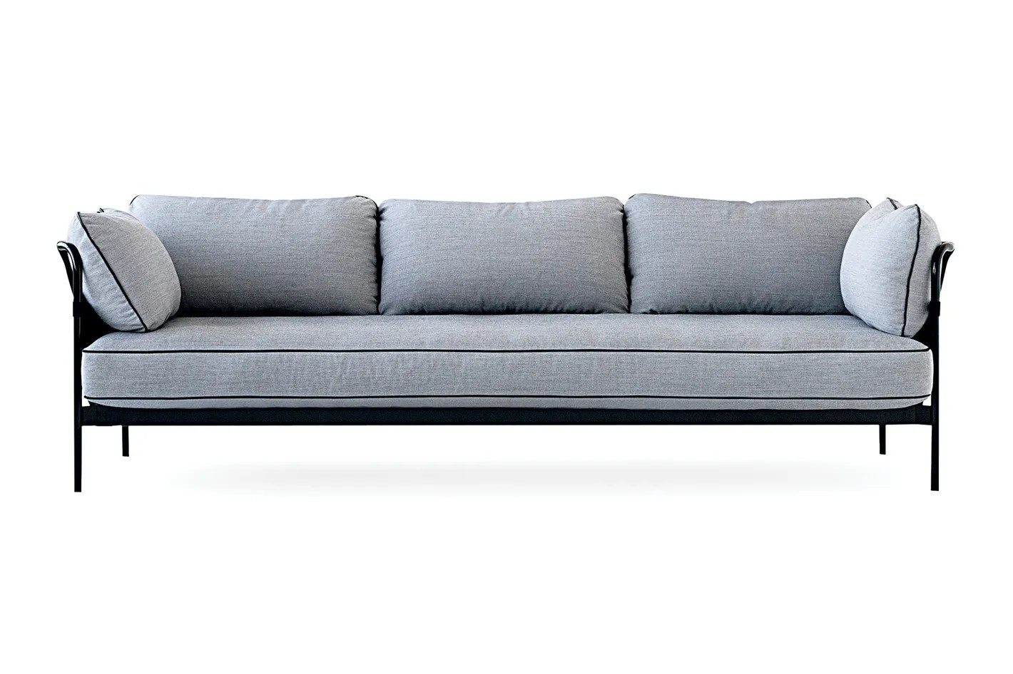 Klassische Sofas You Can Assemble Can Sofa By Hay Design