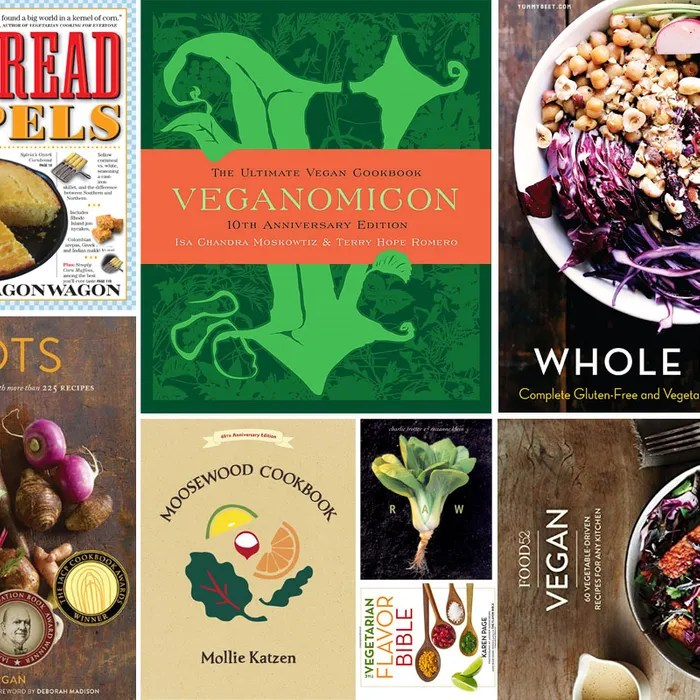 16 Best Vegetarian, Vegan Cookbooks, According to Chefs 2018