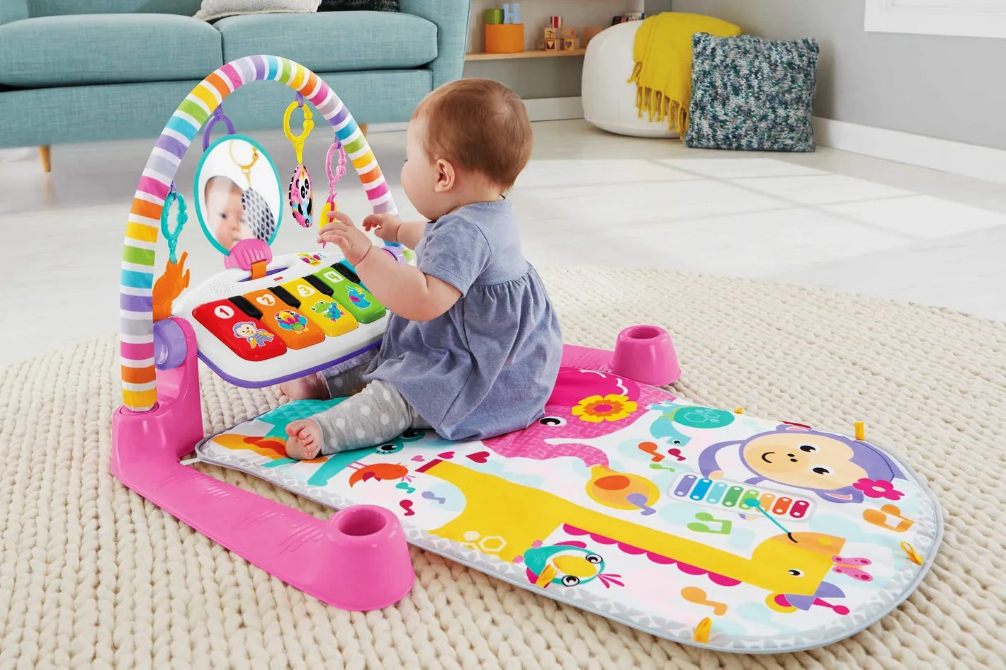 How To Play Newborn On Piano 8 Best Baby Play Mats 2018