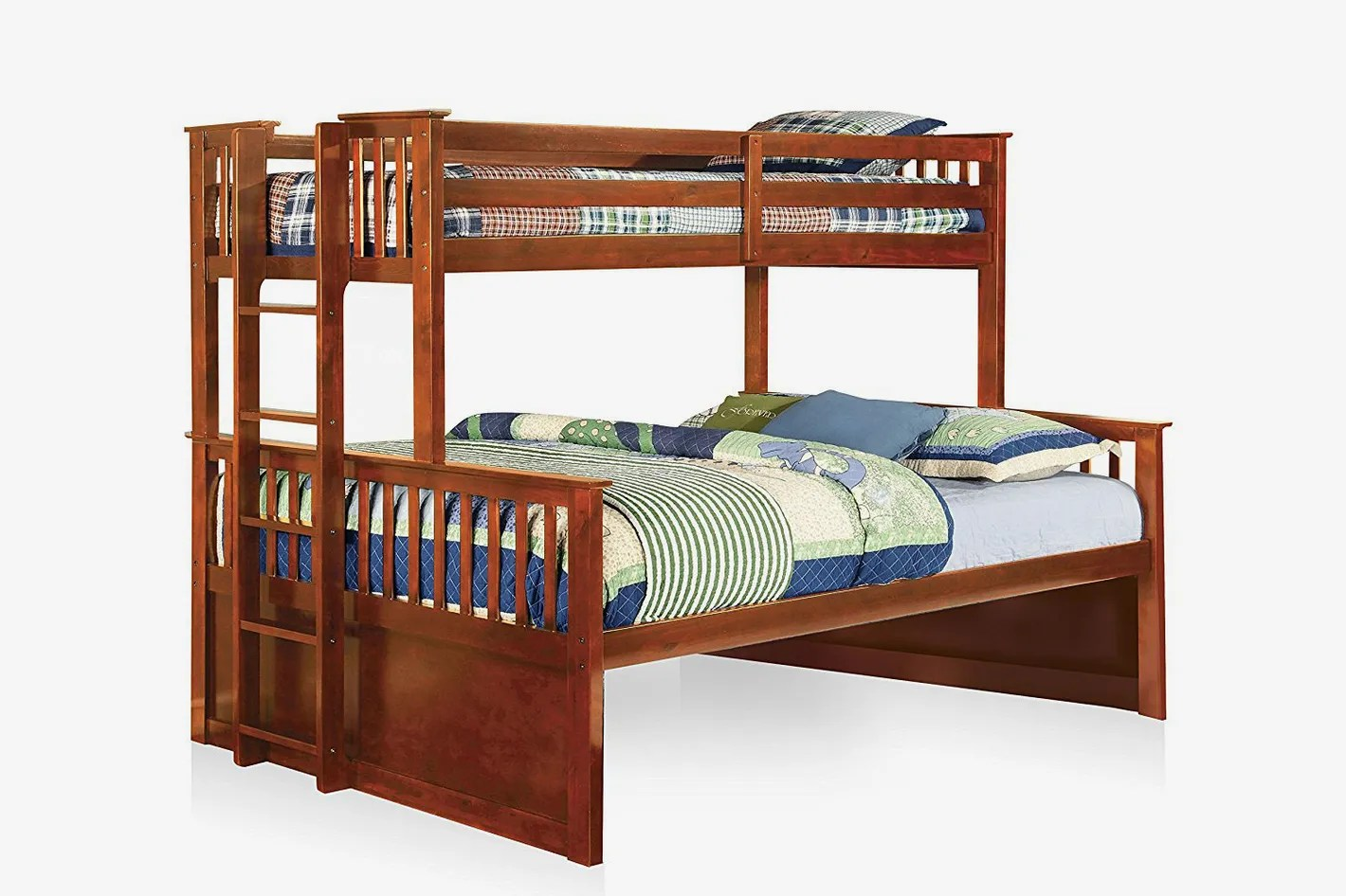 Enthralling Adults Furniture America Pammy Twin Over Queen Bunk Bed Bunk Beds On Amazon 2018 Wood Bunk Beds Canada Wood Bunk Beds baby Wood Bunk Beds
