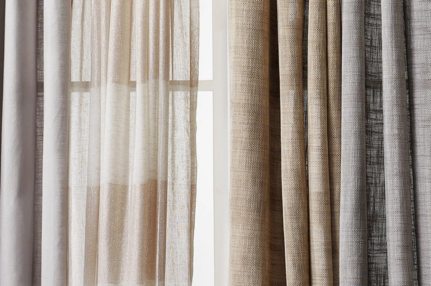 Window Coverings To Keep Heat Out Linen Grommet Sheer Curtain Panel