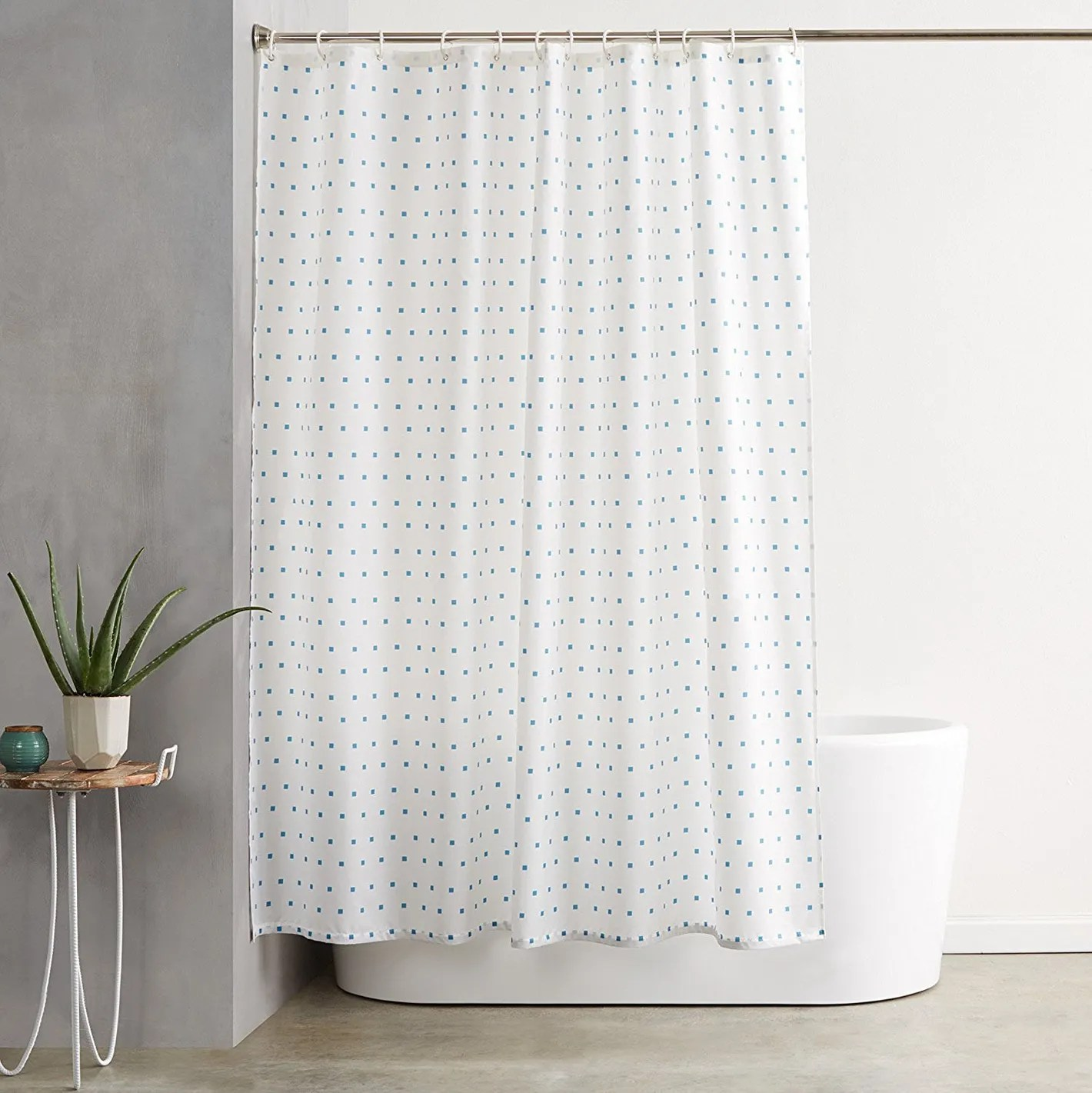 Shower Curtains For Less Amazonbasics Shower Curtain