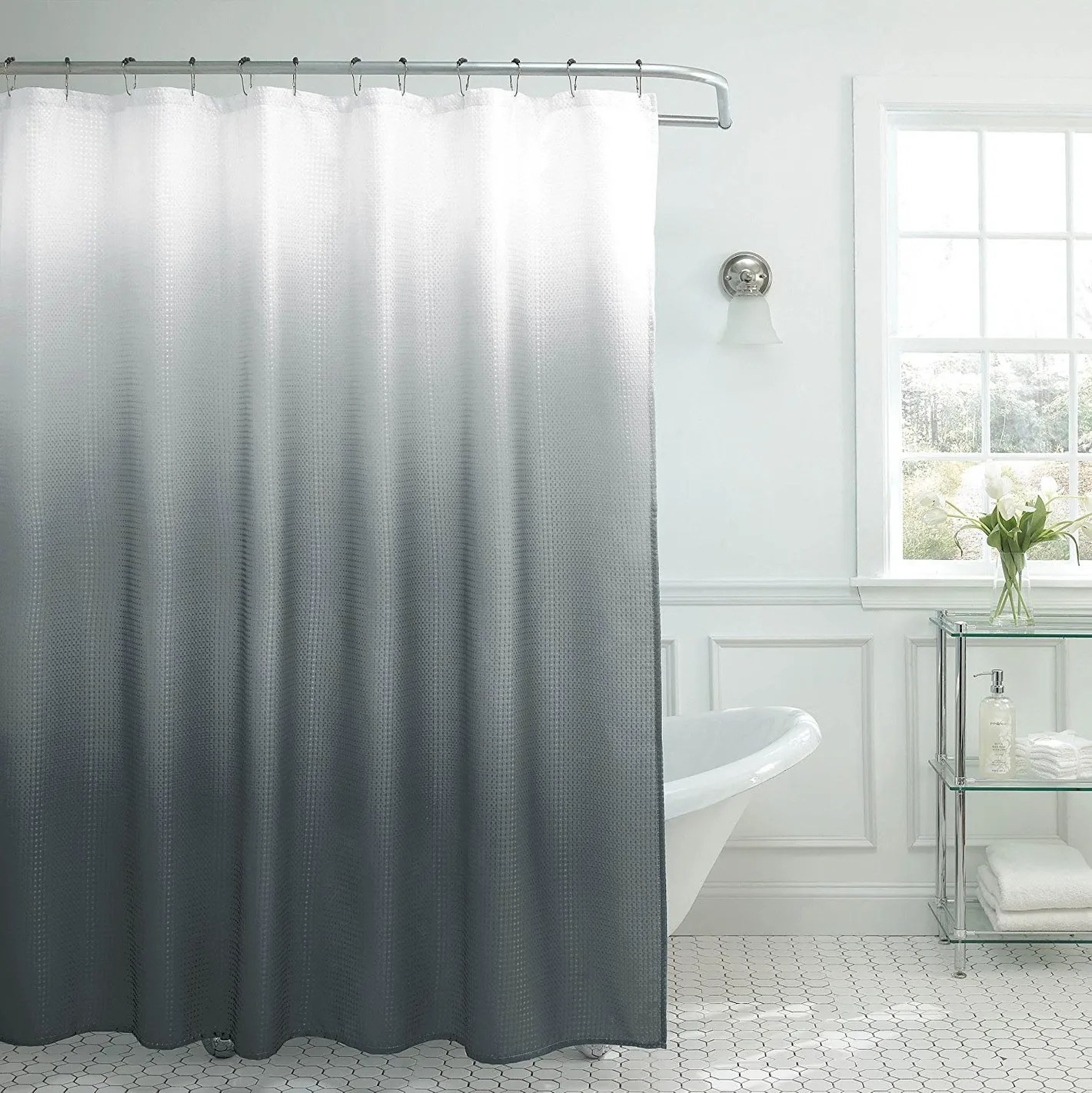 Shower Curtains Sale Creative Home Ideas Natural Home Ombre Textured Shower Curtain