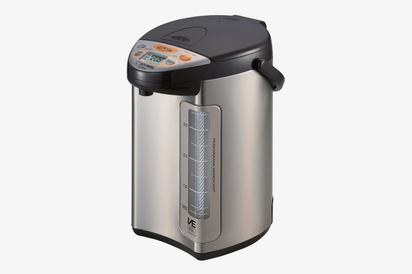 Mini Water Dispenser Zojirushi America Corporation Cv Dcc40xt Ve Hybrid Water Boiler And Warmer 4 Liter Stainless Dark Brown