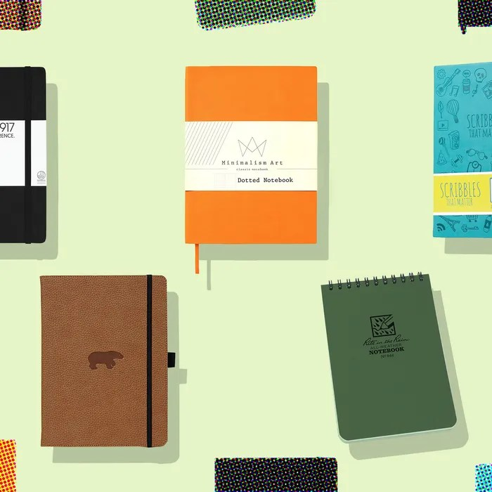 The 16 Best Notebooks Lined, Grids, Dotted  More 2018