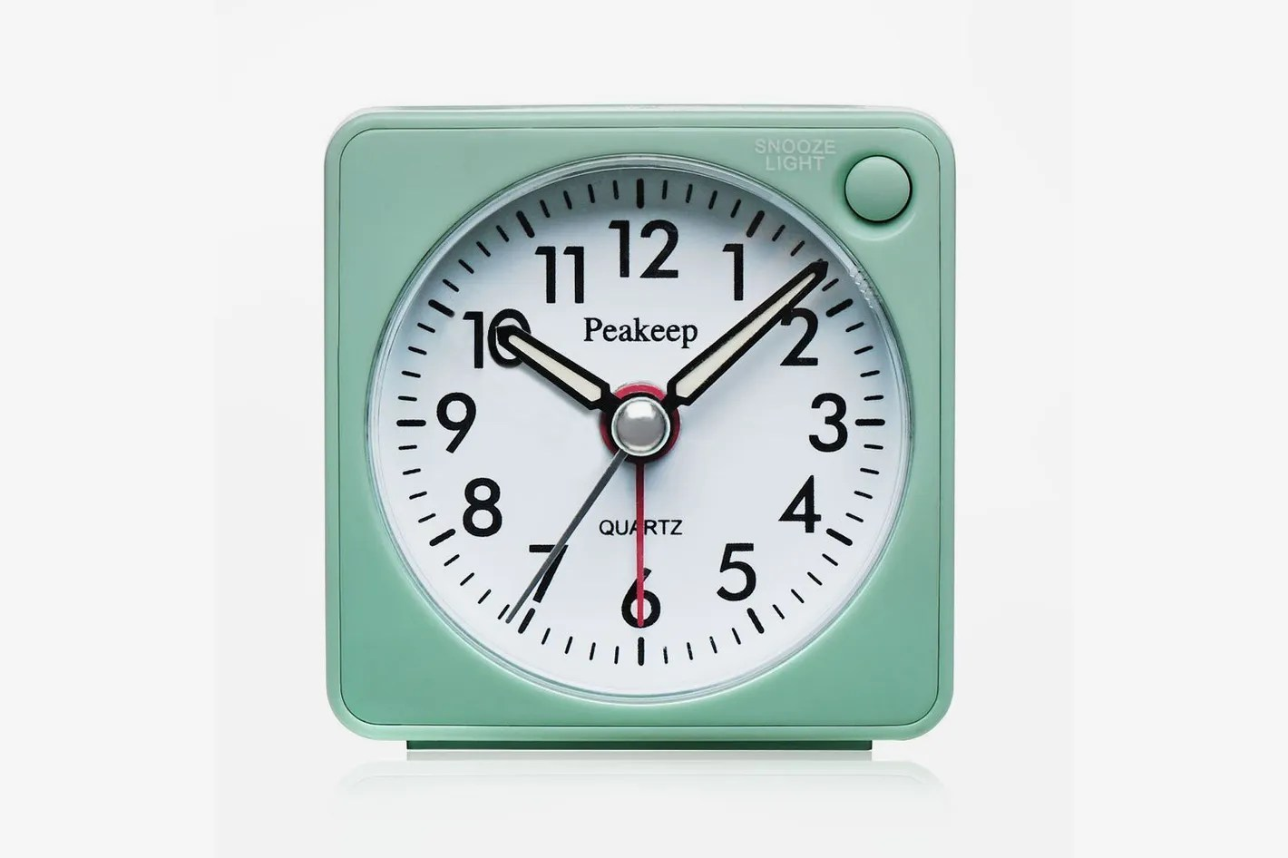 Digital Clock For Sale Peakeep Ultra Small Battery Travel Alarm Clock