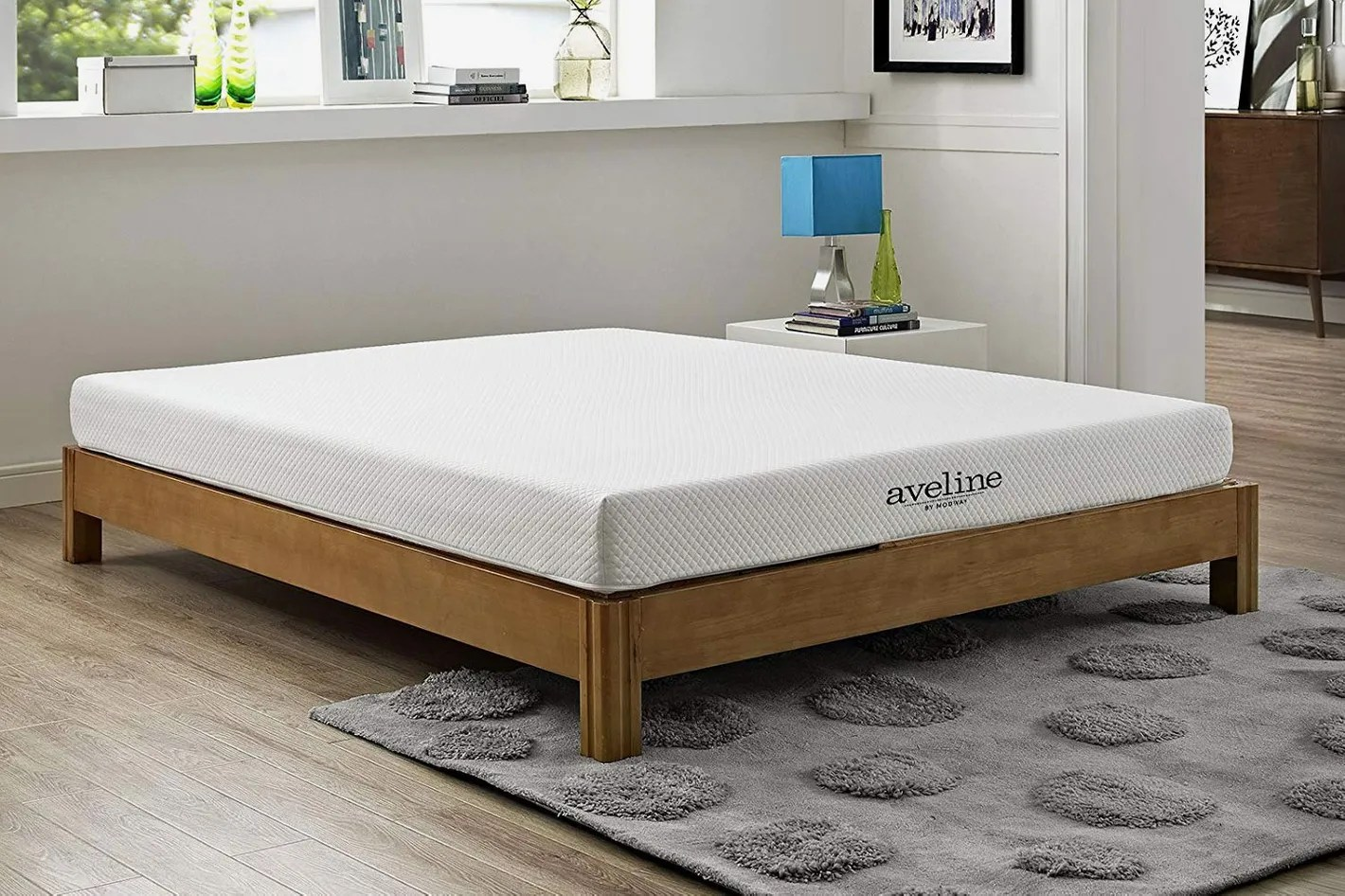 Best Foam Matress Modway Aveline 6 Gel Infused Memory Foam Queen Mattress