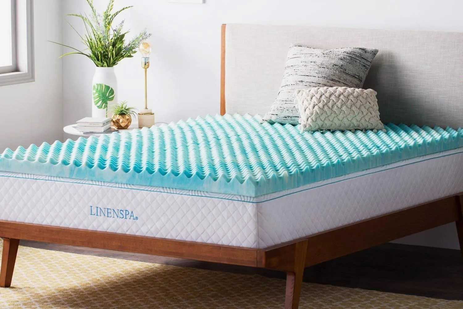 Best Foam Matress 17 Best Foam Mattress Toppers 2019