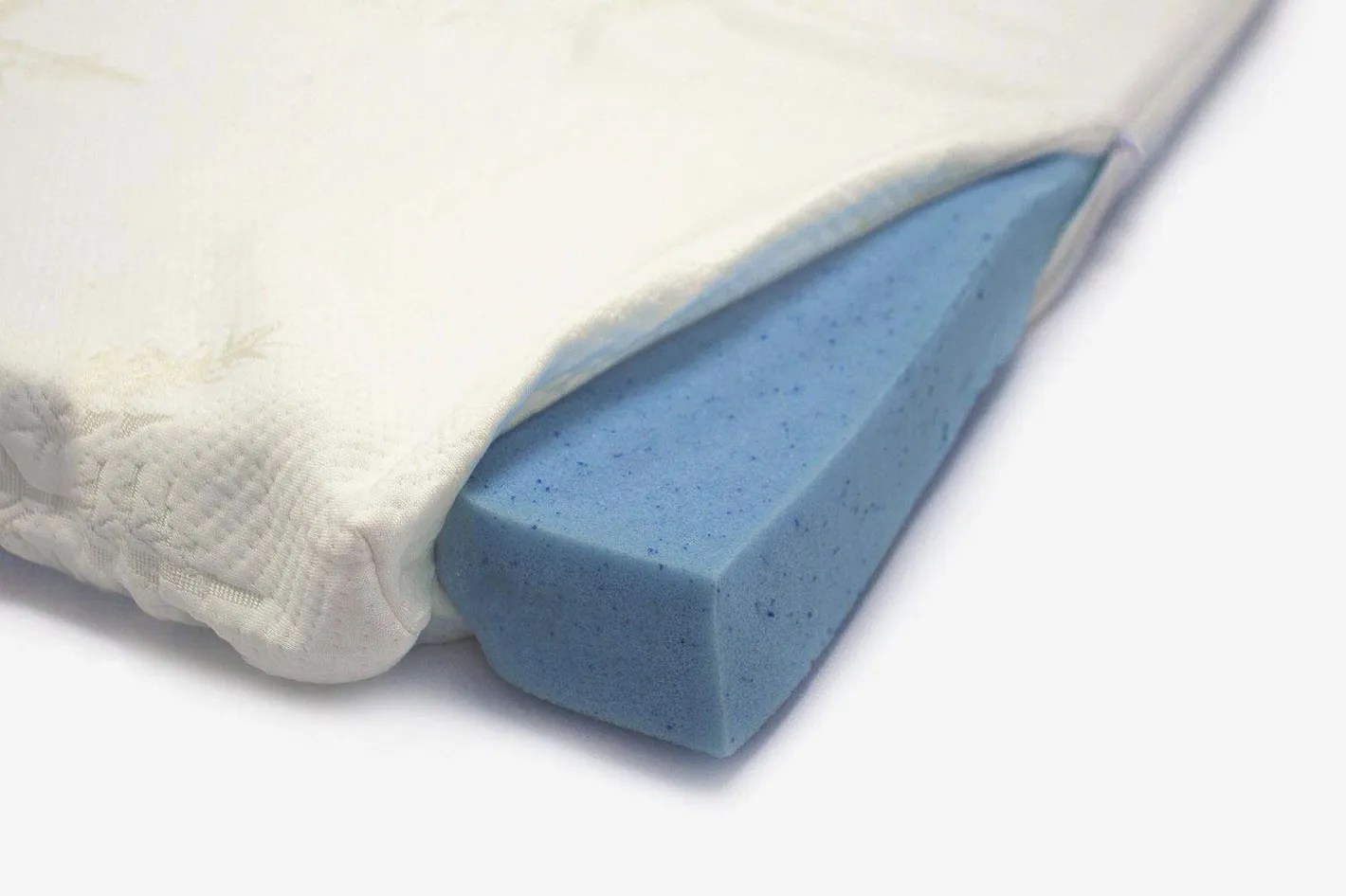 Different Types Of Foam Milliard 2 Inch Gel Memory Foam Mattress Topper With Removable Cover