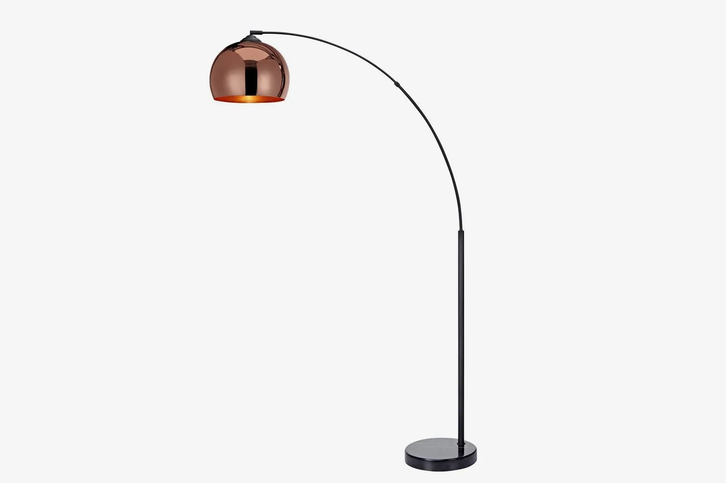 Small Arc Floor Lamp Arquer Arc Floor Lamp