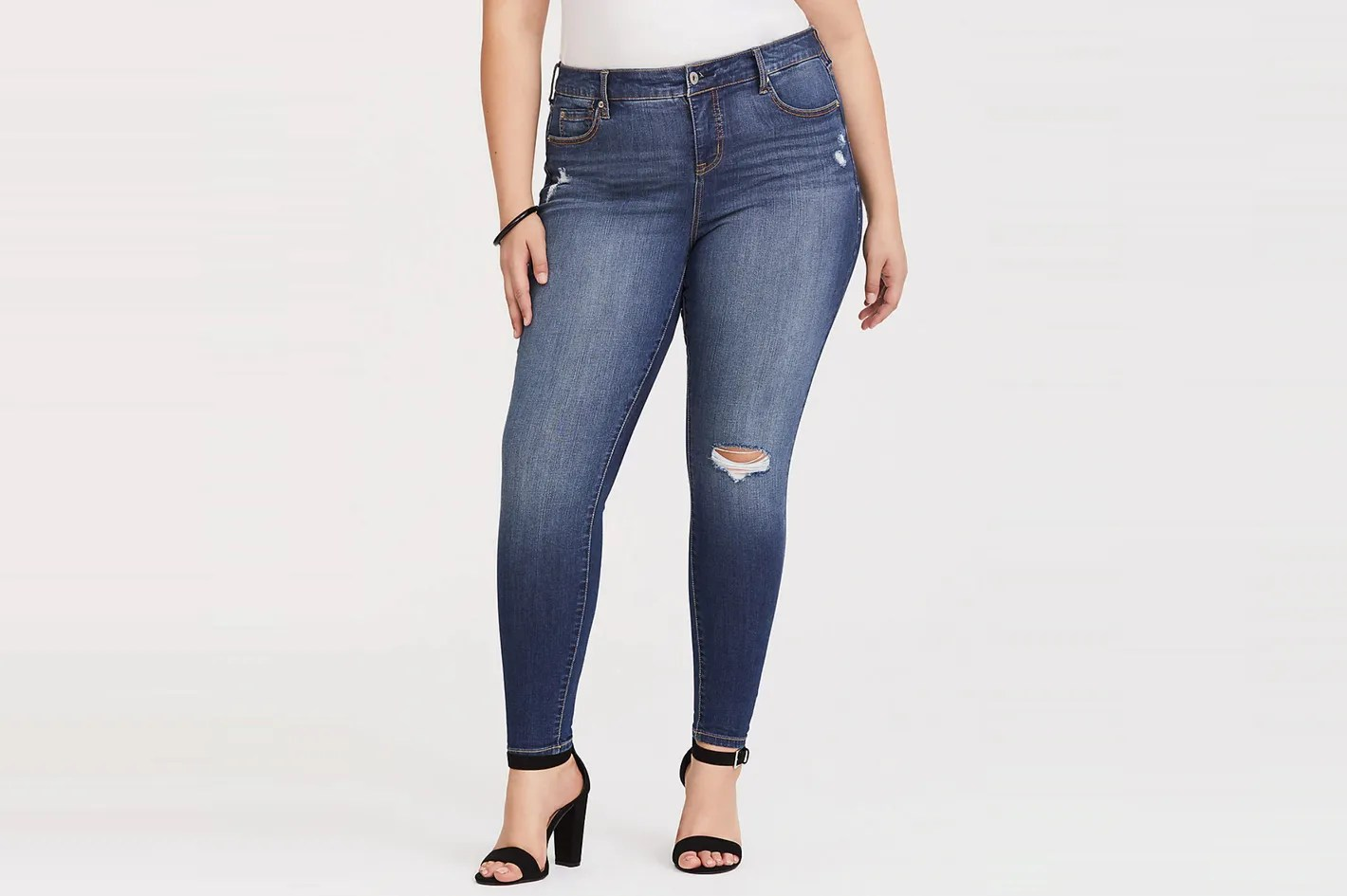10 Best Plus Size Jeans According To Real Women 2018