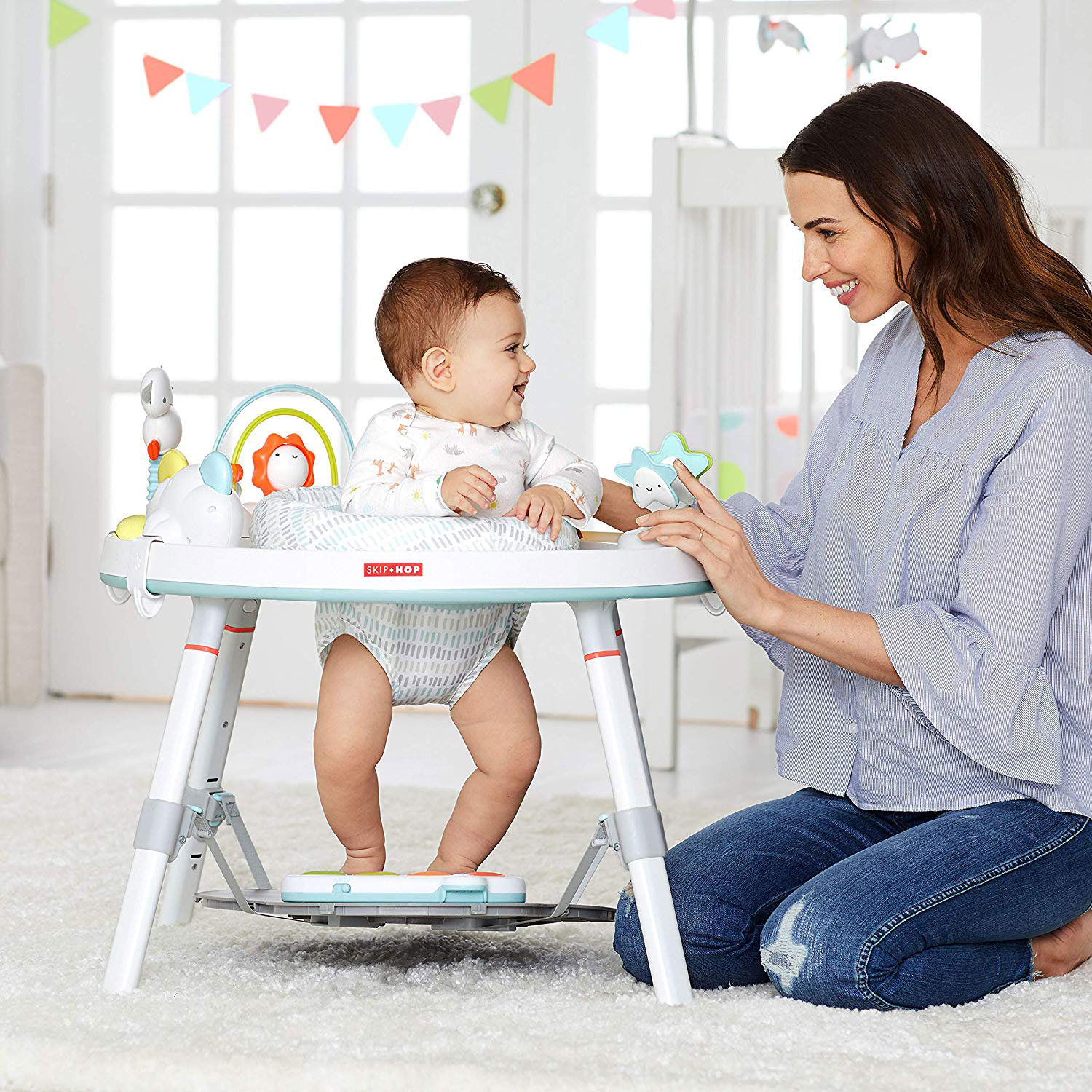 Baby Activity Center 7 Best Baby Walker Alternatives According To Doctors 2018