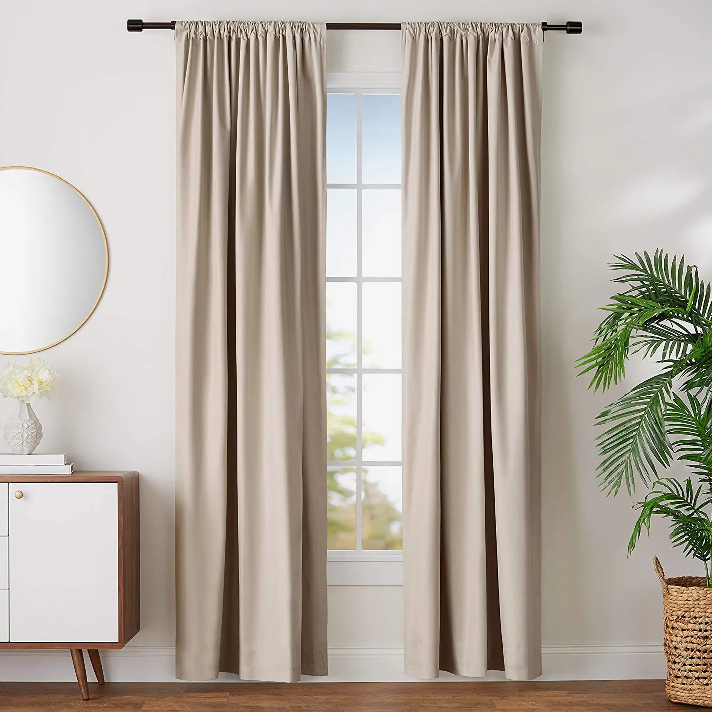 How To Make Lined Curtain Panels 8 Best Room Darkening Curtains 2018
