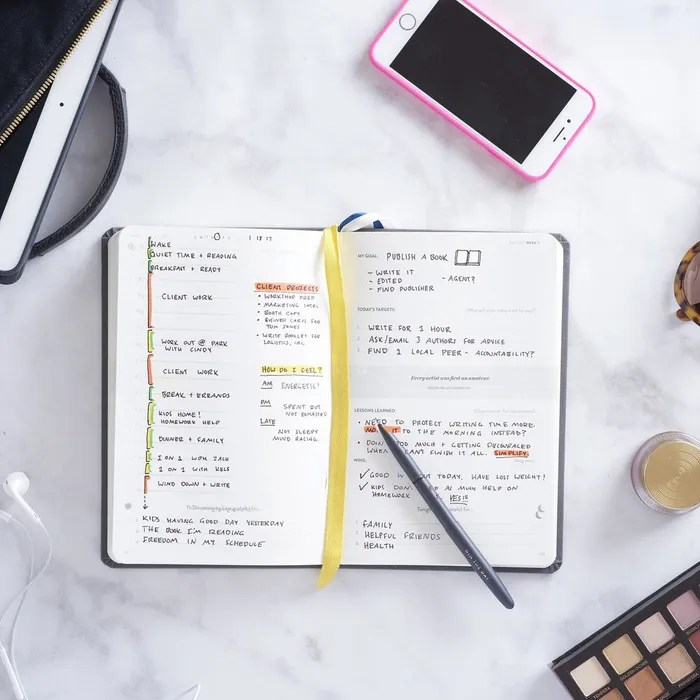 The 12 Best Undated Planners for Year-round Use 2018