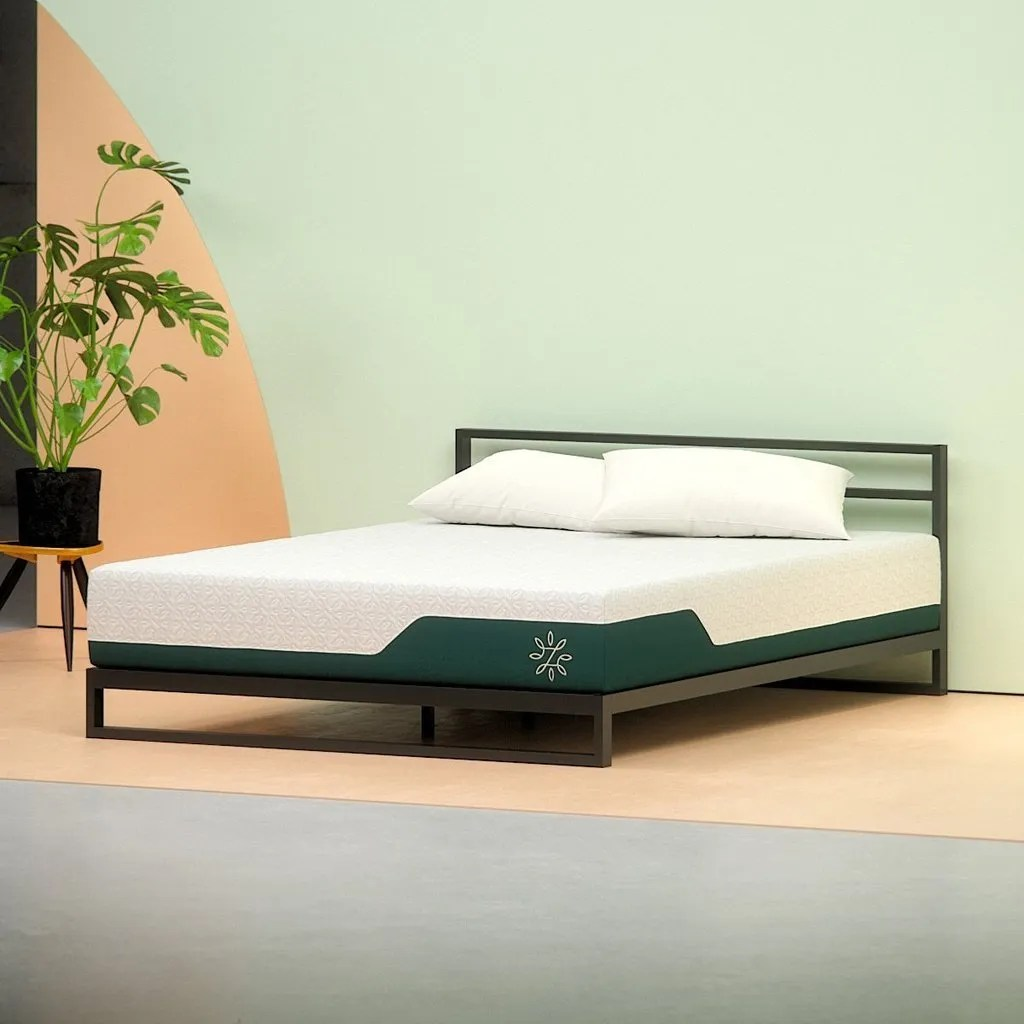 Firmest Mattresses On The Market Zinus Cooling Gel Memory Foam Mattress