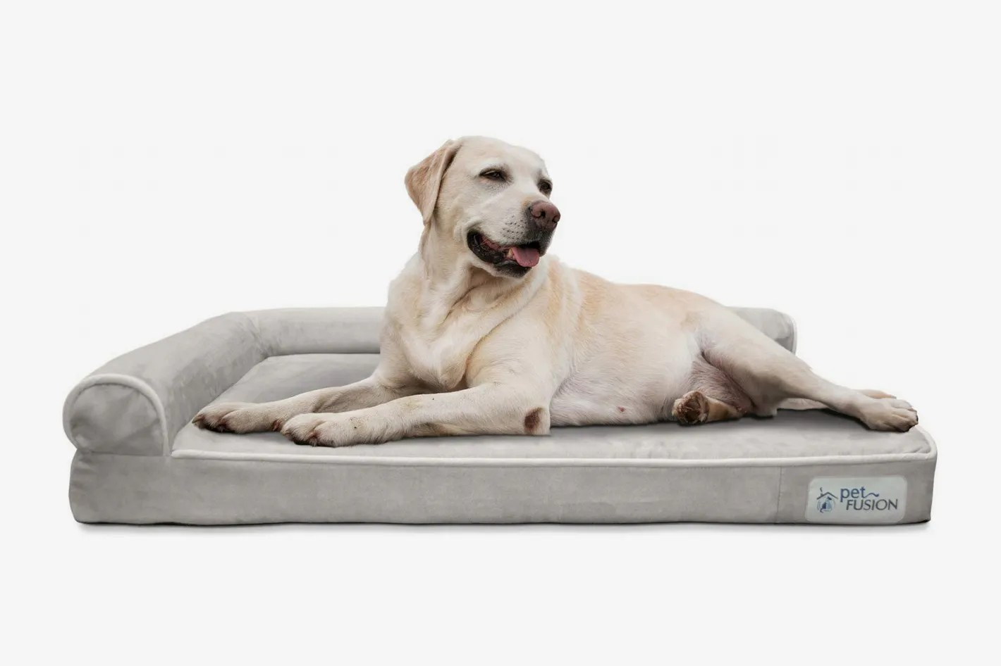 Dog Beds Pet Petfusion Memory Foam Dog Bed With Waterproof Liner Removable Cover