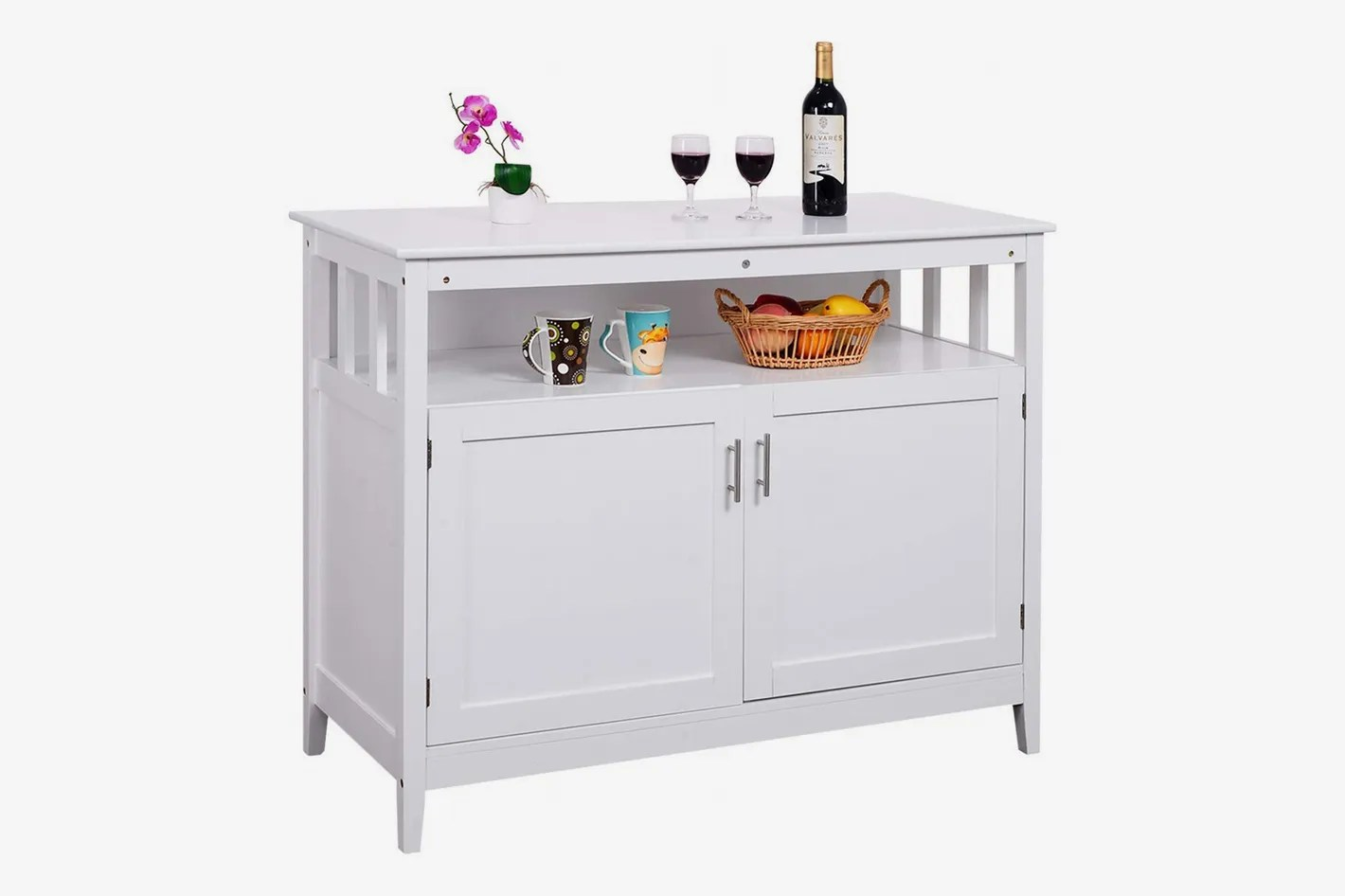 Buffet Sideboard With Wine Rack 11 Best Sideboards And Buffets 2018