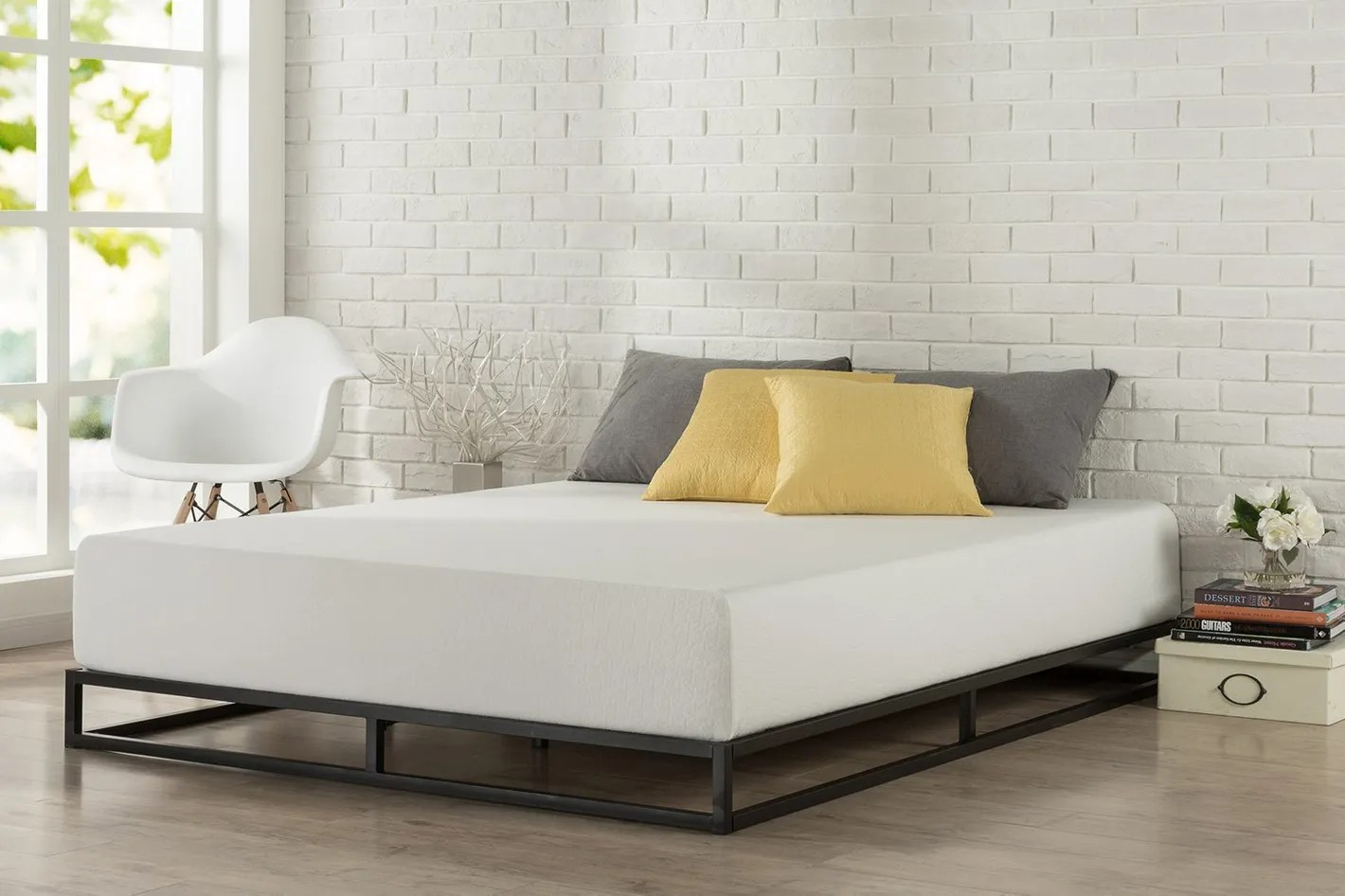 Diy Minimalist Bed Frame 15 Best Platform Beds Under 500 2019