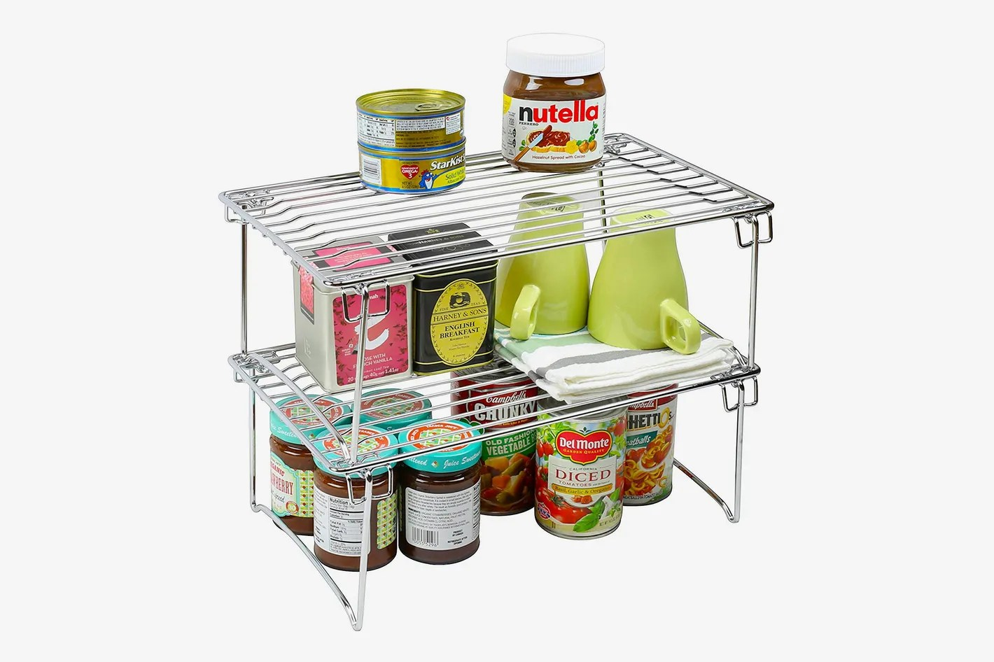 Kitchen Organizer Storage 19 Best Kitchen Cabinet Organizers On Amazon Reviewed 2019
