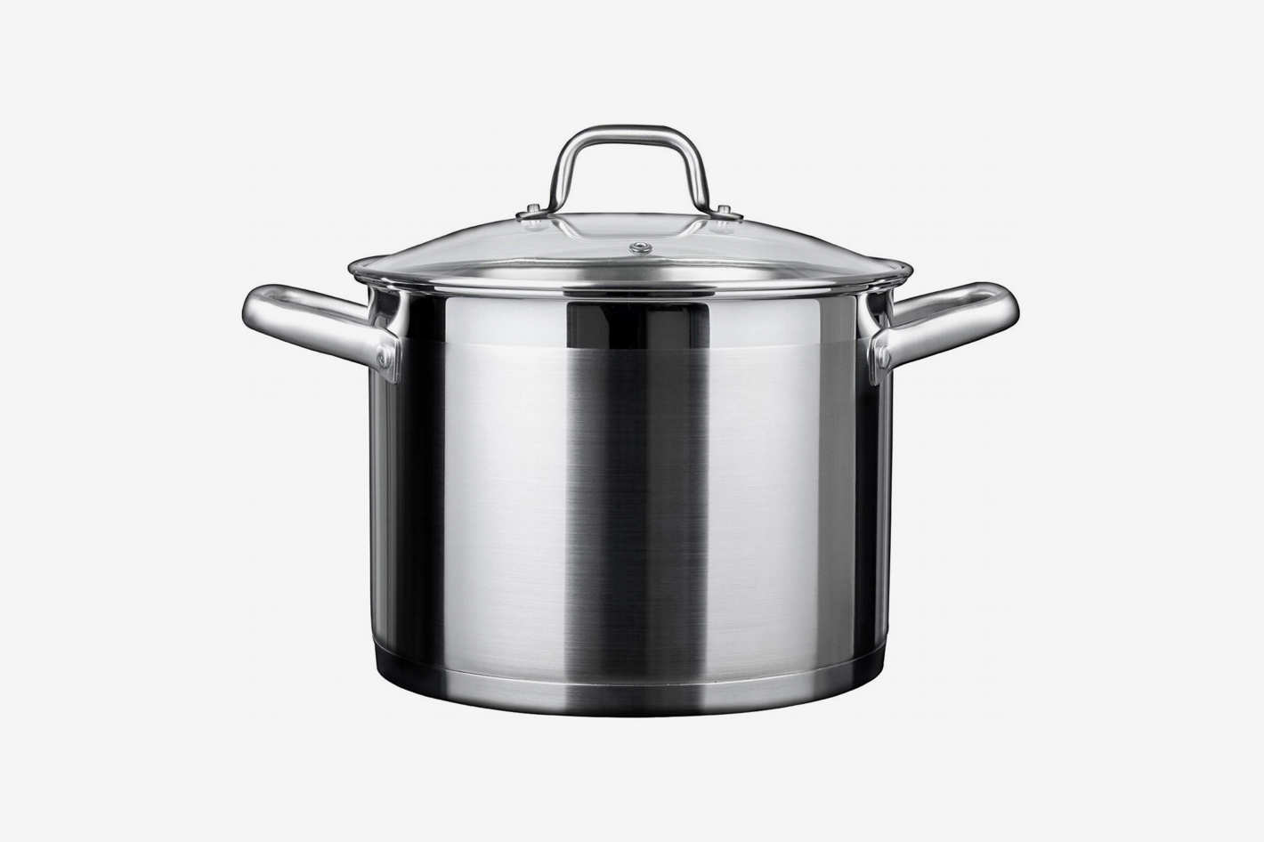 Big W Stock Pot Duxtop Professional Stainless Steel Cookware Induction Ready Impact Bonded Technology