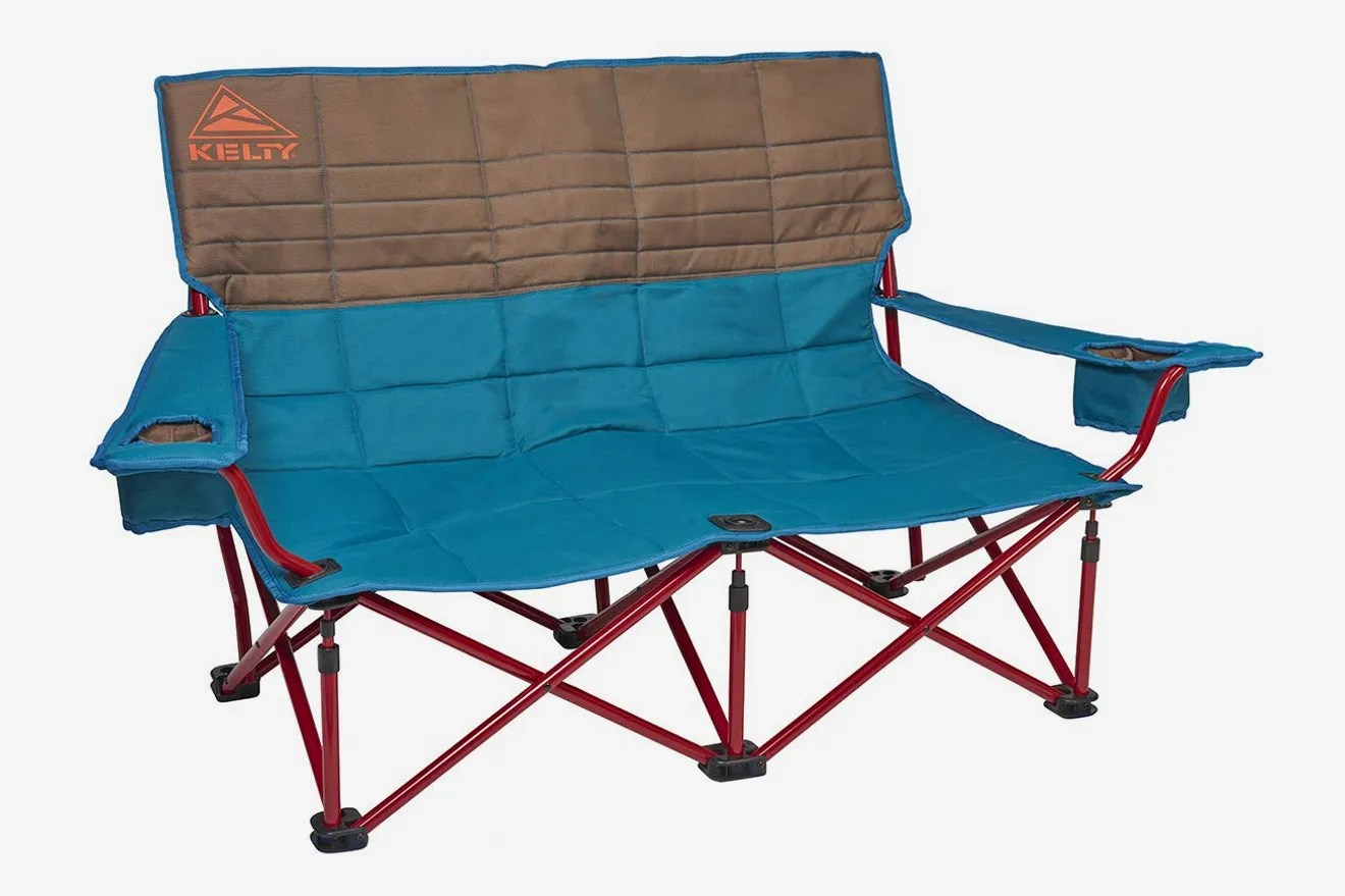 Collapsible Chair Kelty Low Loveseat Chair