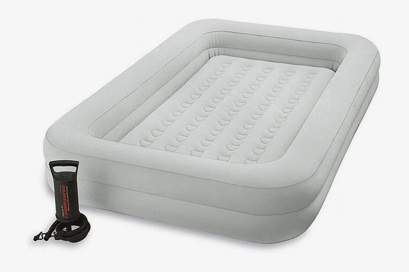 Queen Air Mattress Cot Intex Kids Travel Bed Set