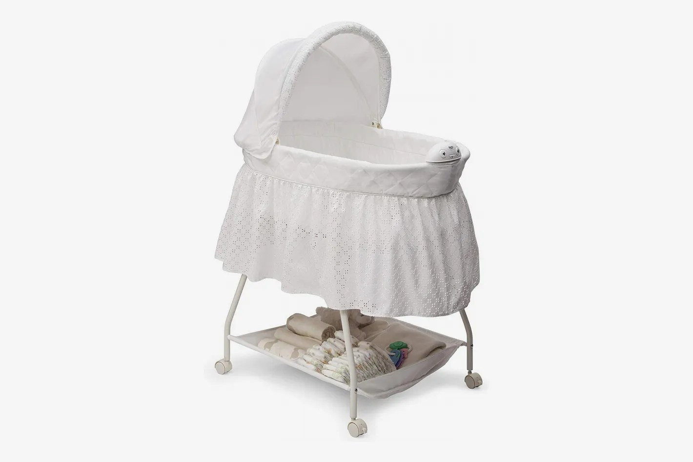 Newborn Bassinet Reflux 9 Best Baby Bassinets 2019 The Strategist New York