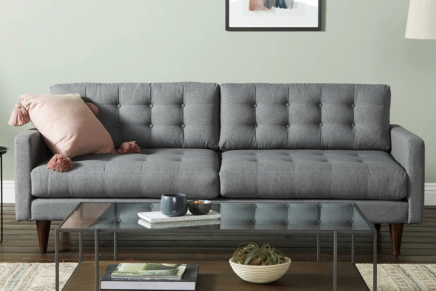 Sofa House Manufacturers 10 Best Flat Pack Sofas Campaign Joybird Burrow 2019