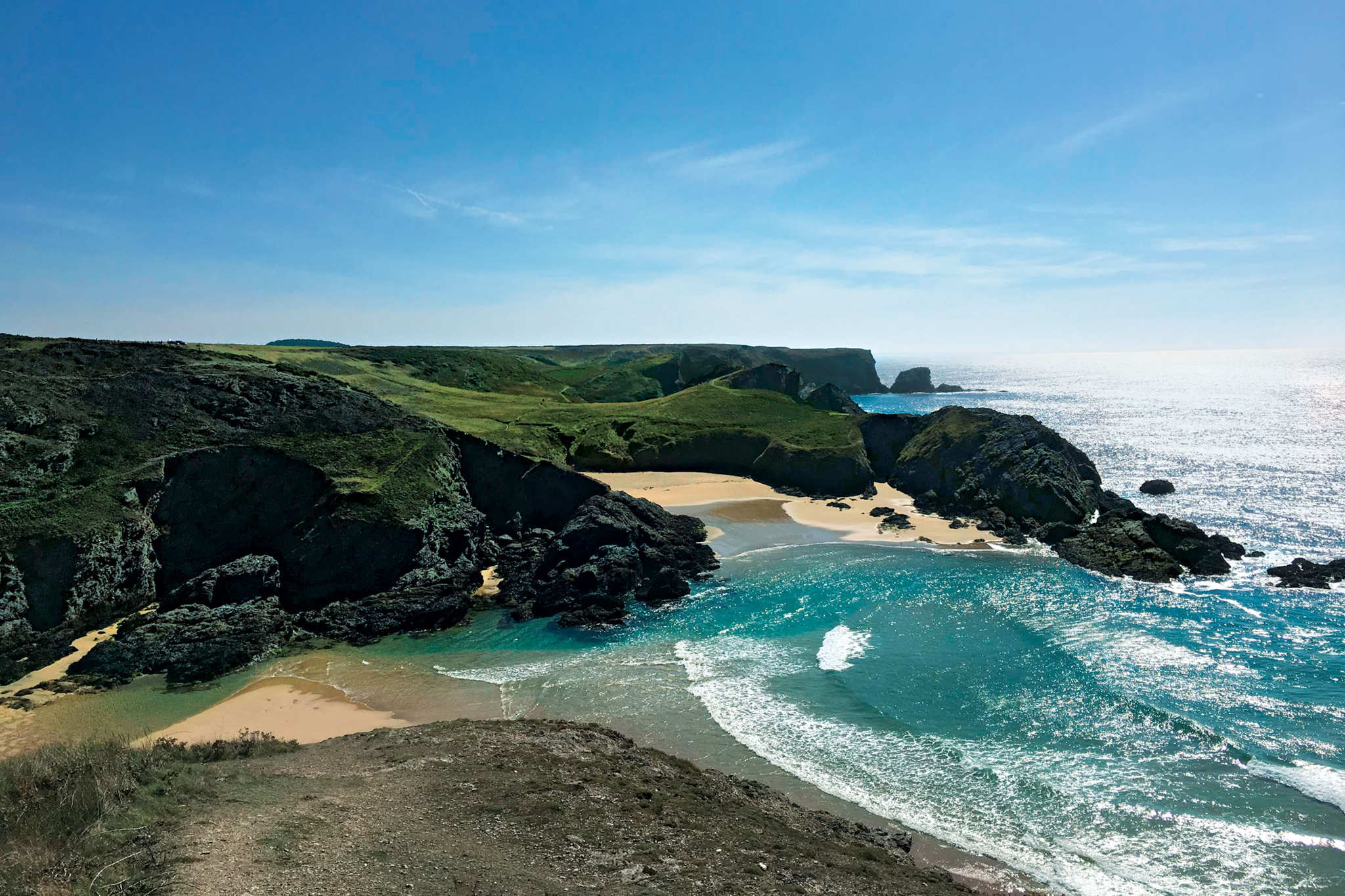 Air Bnb Belle Ile En Mer Best Island Vacation Getaways