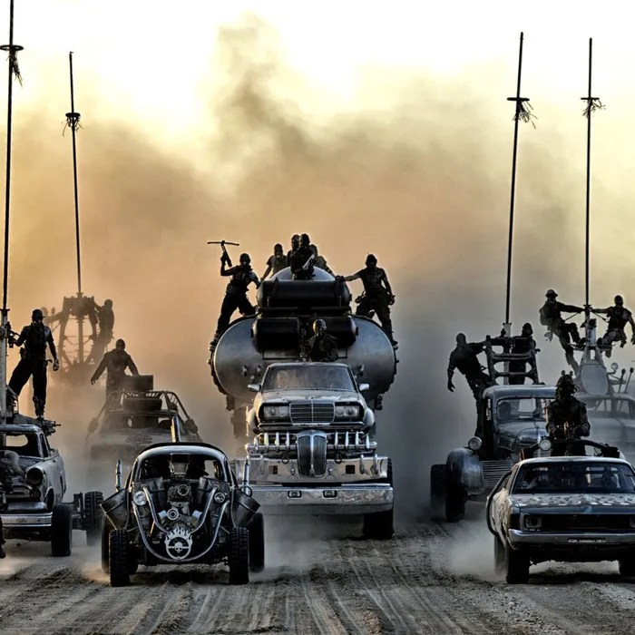 Car Chase Wallpaper Mad Max S Production Designer On How He Made All Those