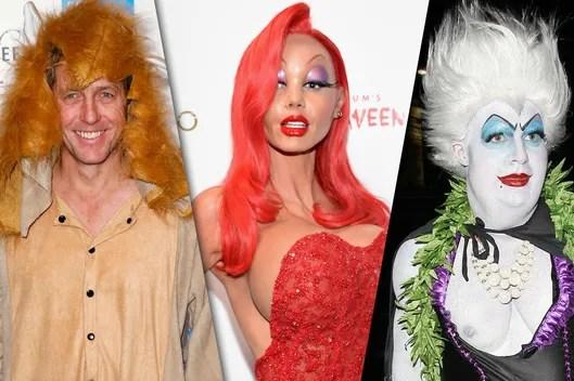 Best  Worst Celebrity Halloween Costumes of \u002715 -- Vulture