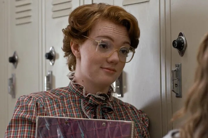 Shannon Purser On Her First Role Ever As Barb Stranger