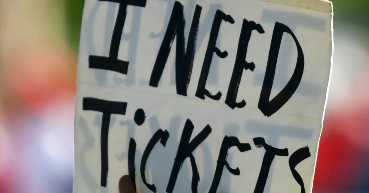 Everyone Wants Concert Tickets, but No One Is Getting Them