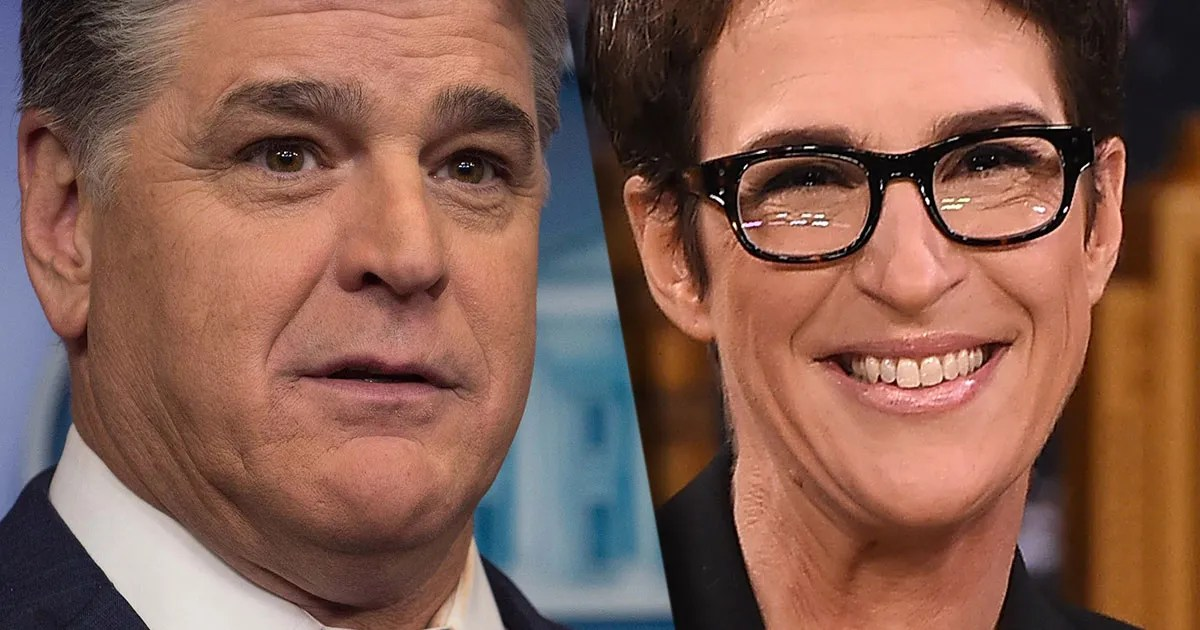 Cable News Ratings Fox and MSNBC Go Neck-and-Neck