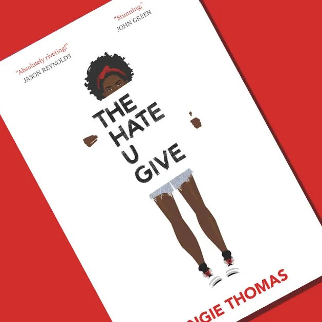The Hate U Give Book Cover Vs the Movie Poster