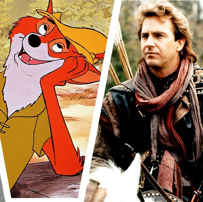 The Best Cinematic Robin Hoods, Ranked
