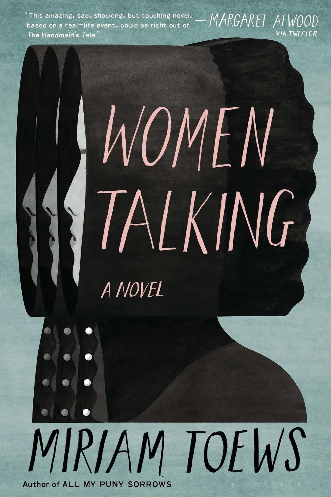Image Book Women Talking By Miriam Toews Bloomsbury April 2