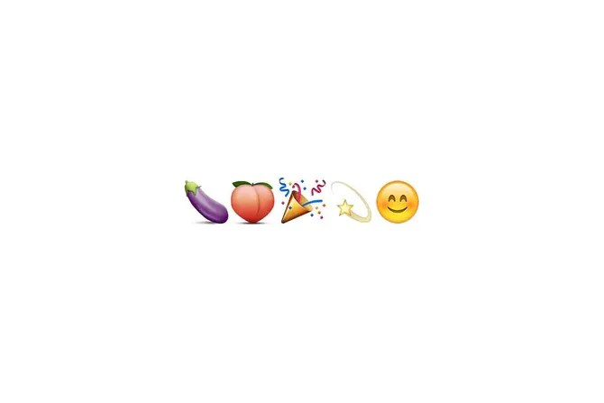 The Definitive Emoji-Sexting Glossary -- The Cut