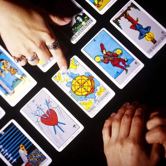 How Tarot Became the Trendiest Party Game