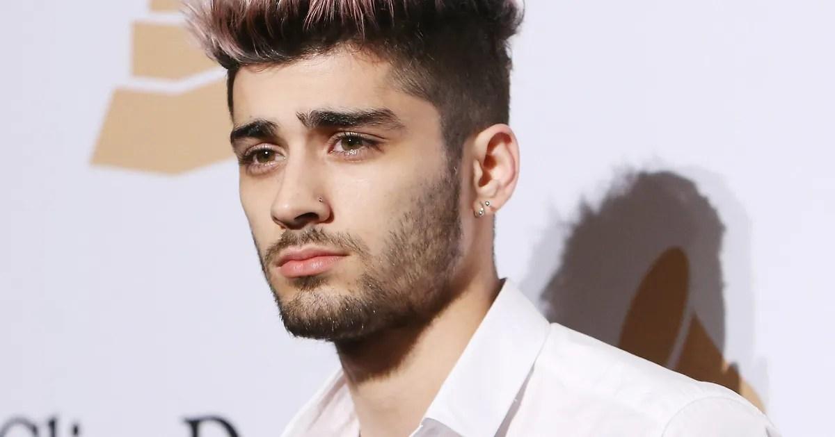 Boy Hairstyle Hd Wallpaper Leaving One Direction Set Zayn Malik S Beard Free
