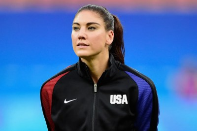 Soccer Player Hope Solo Goes on 'Personal Leave'