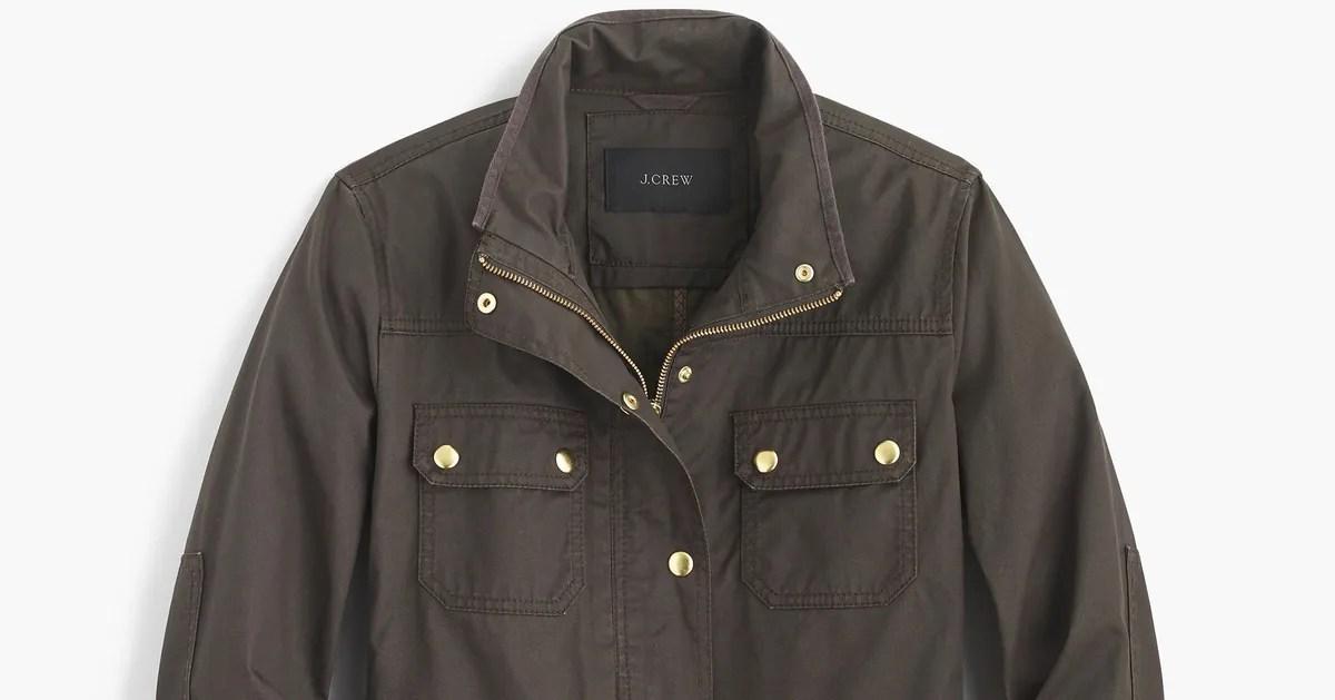 Why It\u0027s Okay That Everyone Owns the JCrew Field Jacket