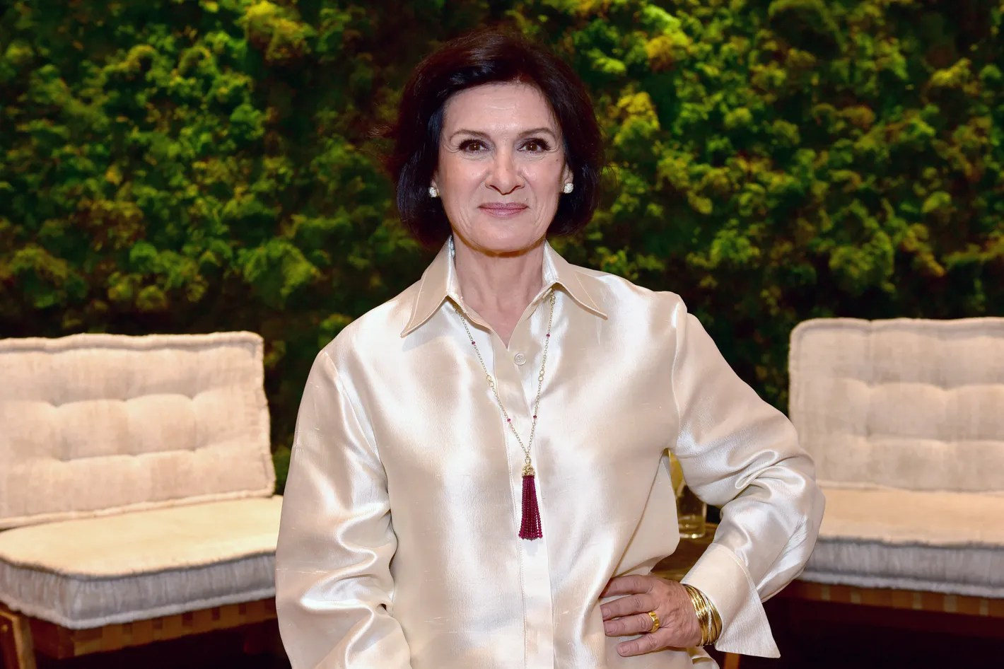 Paloma Picasso Paloma Picasso Reflects On 35 Years Of Designing Jewelry
