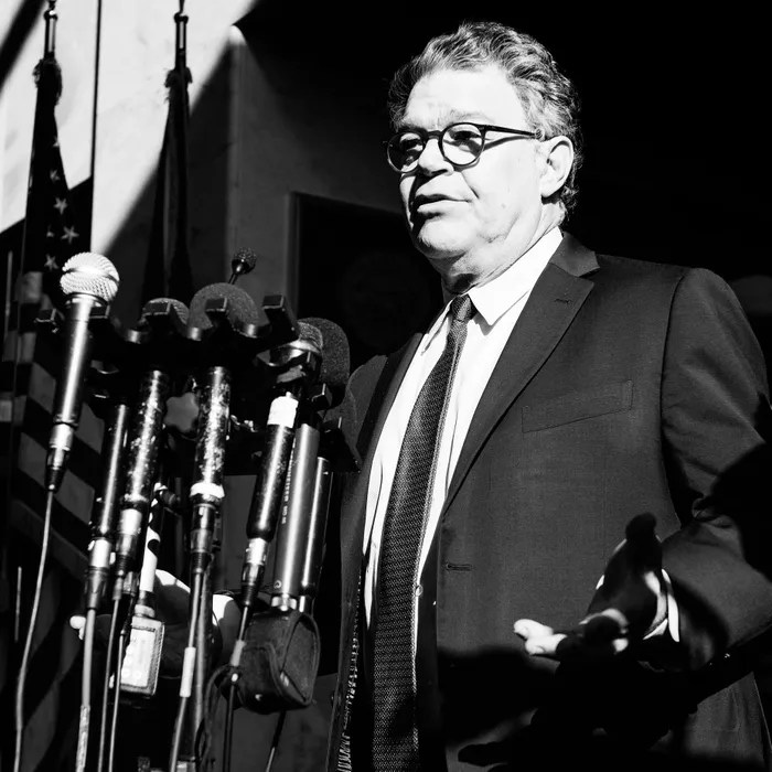 Al Franken Resigning Was Both Right, and Infuriating