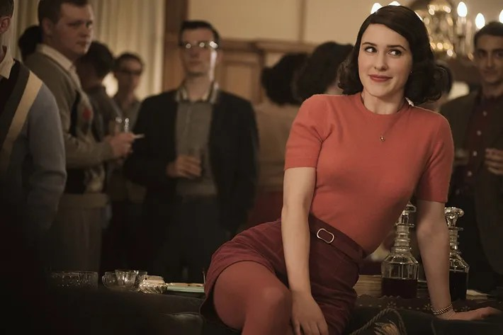 The Marvelous Mrs Maisel Has The Best Clothes On Tv