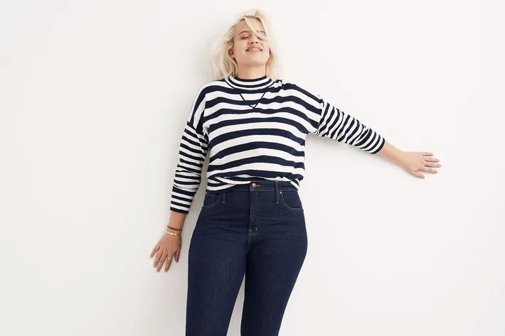 Madewell and JCrew Have Expanded Their Denim Size Range - J Crew Size Chart