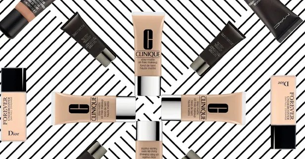 The 17 Best Foundations for Oily Skin 2018